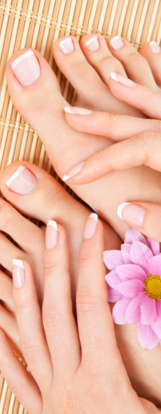 Manicures and Pedicures at an exclusive Day Spa near Plainfield